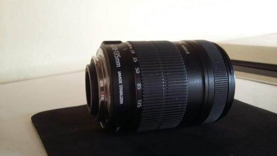 Lente Canon Ef-s 18-135mm
