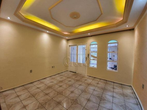 Casa Com 2 Dormitórios Para Alugar, 86 M² Por R$ 900,00/mês - Algodoal - Piracicaba/sp - Ca3274