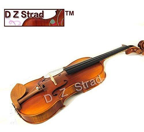 D Z Strad Viola Model 600 Size 15.5 Case Y Bow 15.5 Size ®