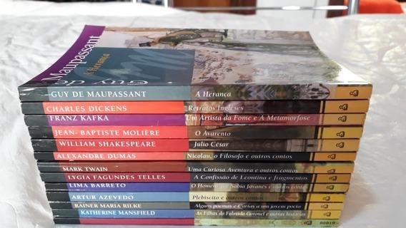 Romances E Contos - Clássicos De Ouro (13 Livros De Bolso)