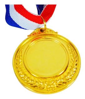 Medalla Oro Plata Bronce Fútbol Basketball Hockey Mvdsport
