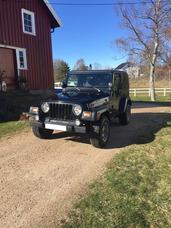 Jeep Wrangler Sport Negro 1998