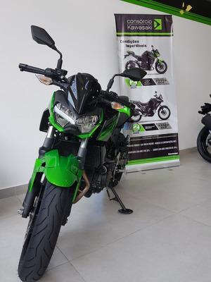 Kawasaki Z400 2020 - Lançamento - Rebeca
