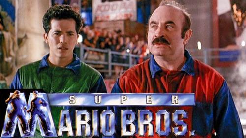 Imagen 1 de 6 de Mario Bross La Pelicula 1993