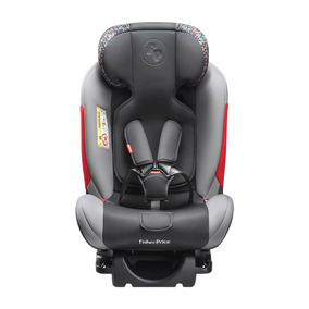 Cadeira Para Auto Fisher Price Vermelho Multikids Baby Bb560