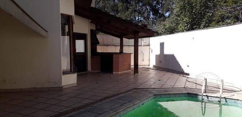 Casa Com 4 Dormitórios À Venda, 350 M² Por R$ 1.350.000,00 - Alphaville - Santana De Parnaíba/sp - Ca0127