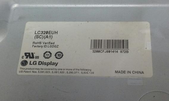 Tela Display Lc320euh (sc)(a1) Retirado Da Tv Lg 32le5500