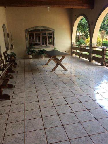 Chácara Com 4 Dorms, Horto Florestal, Ribeirão Preto - R$ 750 Mil, Cod: 1722737 - V1722737