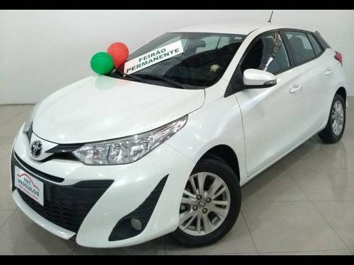 Imagem 1 de 13 de  Toyota Yaris 1.3 Plus Xl Cvt Hb (flex) Aut