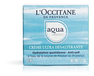 Crema Ultra Humectante Aqua Réotier 50ml