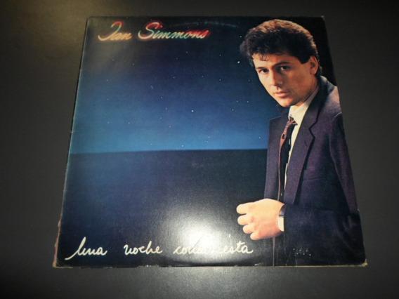 Ian Simmons - Una Noche Como Esta * Disco De Vinilo