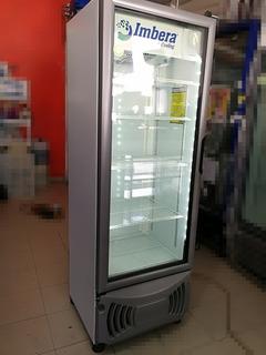 Refrigerador Imbera Vr12 ¡nuevo Ahorrador! 50% De Envío
