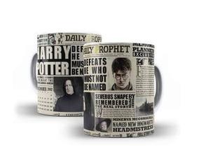 06 Canecas Harry Potter - Mega Oferta!!!