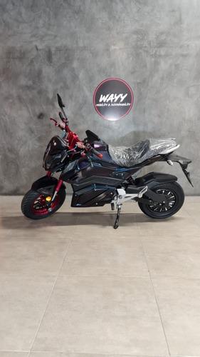 Imagem 1 de 5 de Wayy Zx Moto Elétrica 3000w