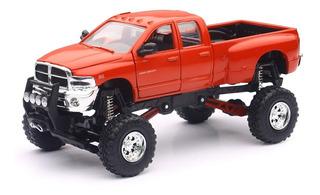 Camioneta Pickup Dodge Ram Hemi 3500 4x4 Con Suspensión De T