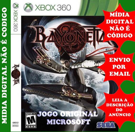 Bayonetta Red Dead 1 E Grid 2 Xbox 360 Mídia Digital