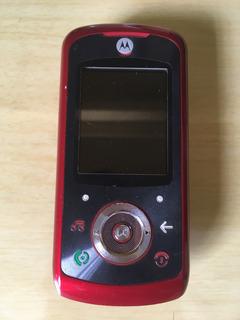 Celular Motorola Em25 Com Cartão Micro Sd 1gb Fone De Ouvido