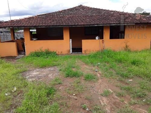 Cód 4323- Ótima Casa Com 962,34 M². - 4323