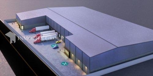 Bodega Industrial De 10,011.00 M2, Con Oficinas, Toluca.