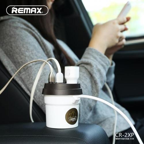 Cargador Carro Remax 4 Salidas