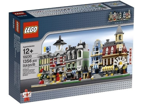 Lego 10230 Creator - Mini Module Sets - Original/lacrado!