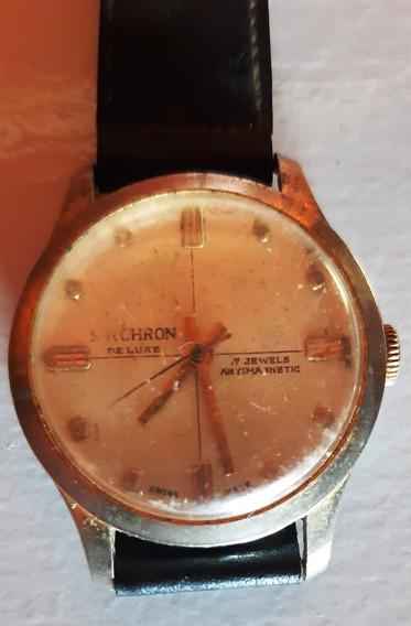 Relógio Srchron De Luxe