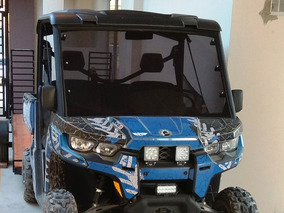 Can Am Defender H8 800cc.