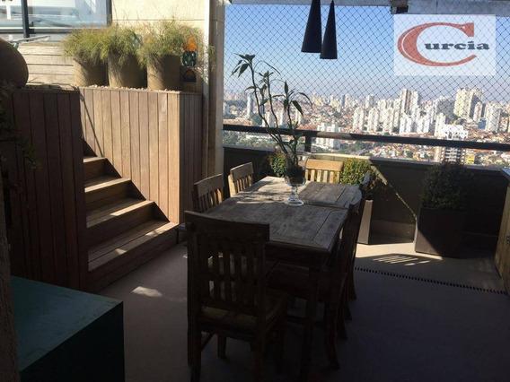 Cobertura Residencial À Venda, Vila Mariana, São Paulo. - Co0025