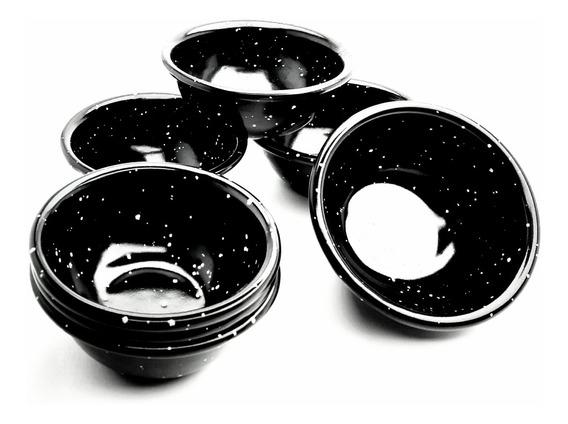 1 Bowl Compotera Dip Enlozado Picada Ingrediente Bar Resto