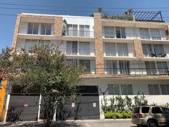 Penthouse En Renta Simón Bolívar, Álamos