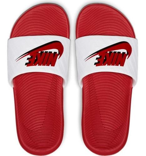 Nike Kawa Slide Jdi Niño Ojota Chanclas Talle Usa 6 - Cm 24