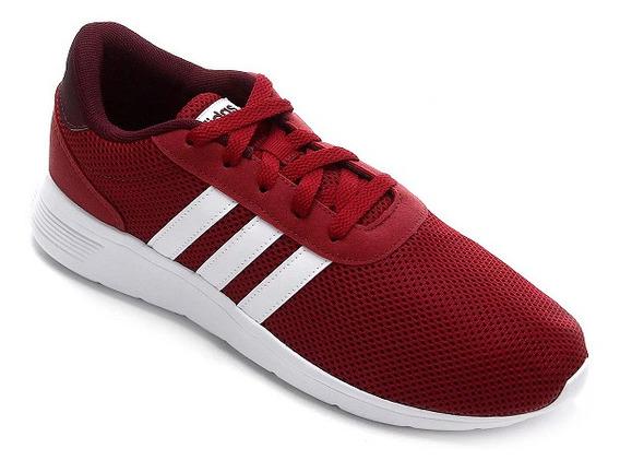 Tênis adidas Lite Racer Masculino - Vermelho