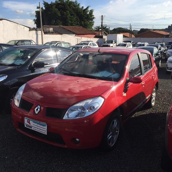 Renault Sandero 1.6 4p Flex Privilége