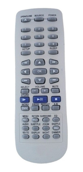 Controle Remoto Home Theater Jvc Hts-570 / Hts-870