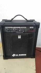 Caixa Amplificada Multiuso Compacta 15w 2eq Lx60 Ll Áudio