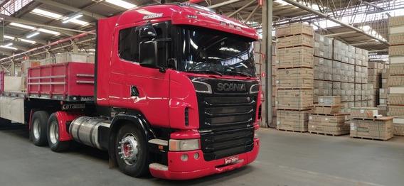 Scania 124 380