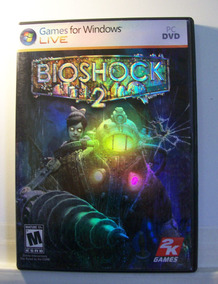 Bioshock 2, Jogo Para Pc, Dvd Original