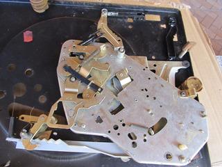 Gradiente Garrard 6300 Engrenagens Completa Mola Automatico