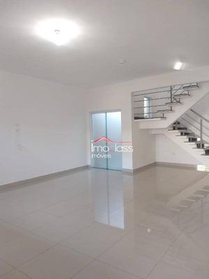 Casa Com 3 Dormitórios À Venda E Locação, 215 M² - Jardim Boer I - Americana/sp - Ca1054
