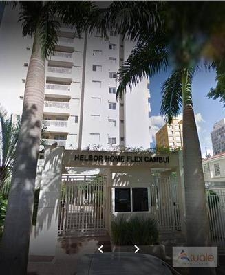 Apartamento Residencial Para Locação, Cambuí, Campinas. - Ap5547