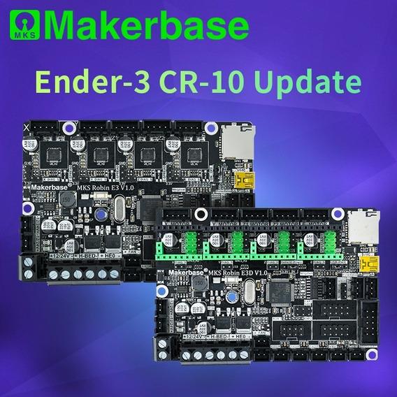Placa Silenciosa Mks Robin E3d 32bits Tmc2209 Ender 3/cr10