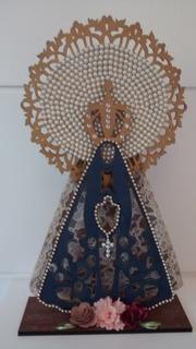 Nossa Senhora Aparecida Em Mdf