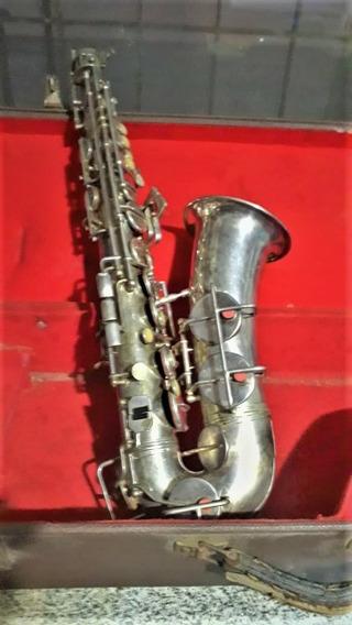 Saxofon Delfos France Año 1950