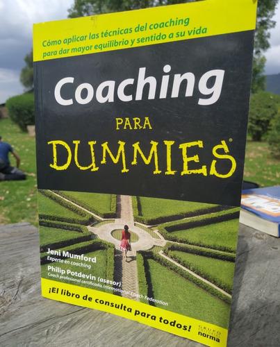 Coaching Para Dummies. Jeni Mumford