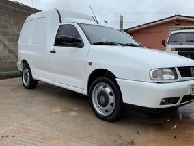 Vw - Volkswagen Van 1.6 Caddy Polo Furgão Utilitário