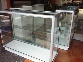 Vitrinas Aluminio Nuevas 120m
