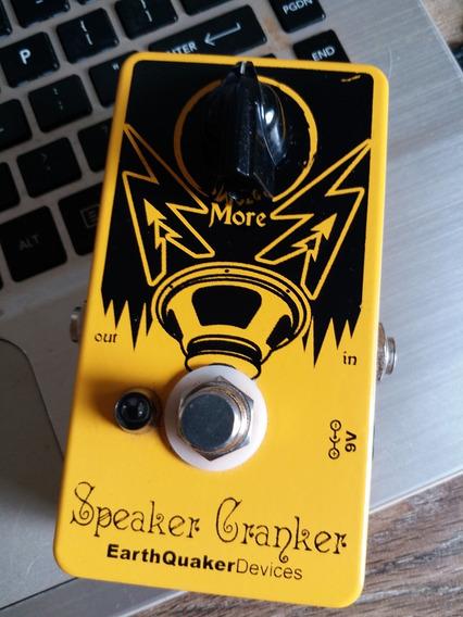 Pedal Earthquaker Devices Speaker Cranker