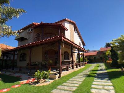 Casa Em Itapeba, Maricá/rj De 433m² 4 Quartos À Venda Por R$ 1.600.000,00 - Ca257895
