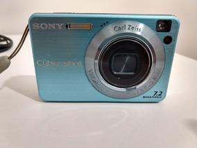 Câmera Fotgráfica Sony Dsc-w120 Seminova