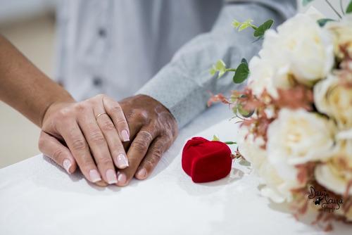 Cobertura Fotográfica Casamento Civil